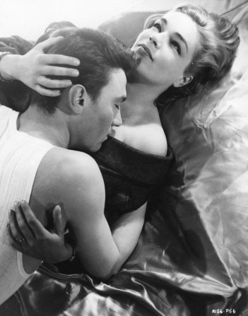 Laurence Harvey, Simone Signoret