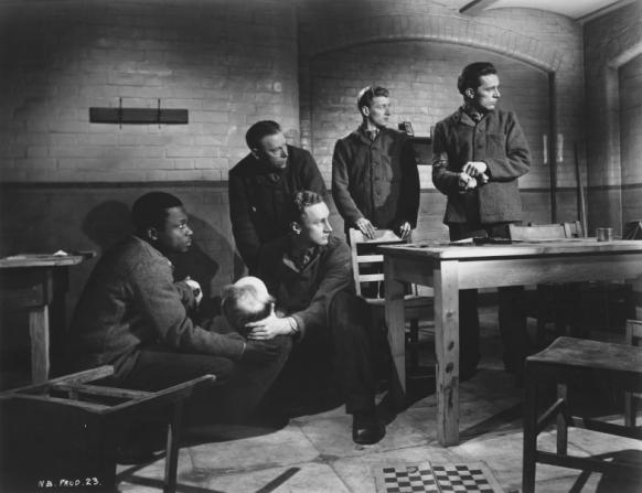 Glyn Lawson, Ronald Howard, Richard Burton