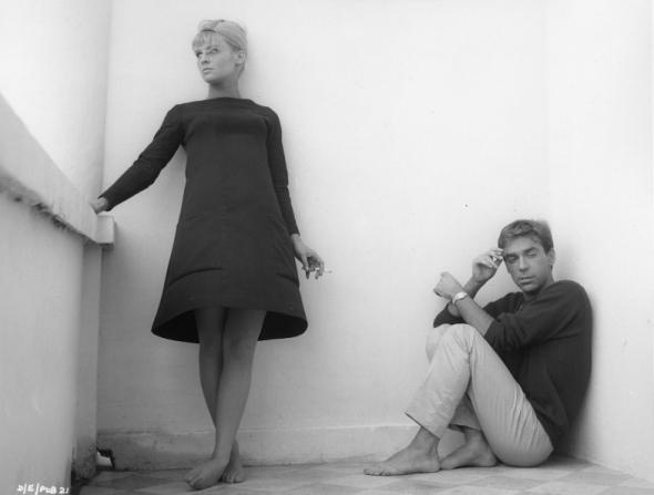 Julie Christie, Roland Curram