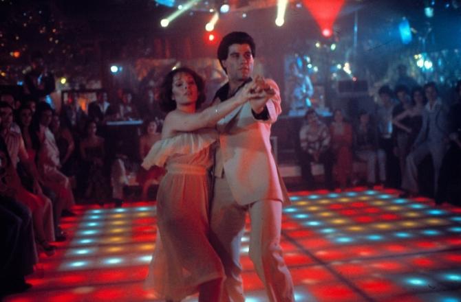 John Travolta, Karen Lynn Gorney