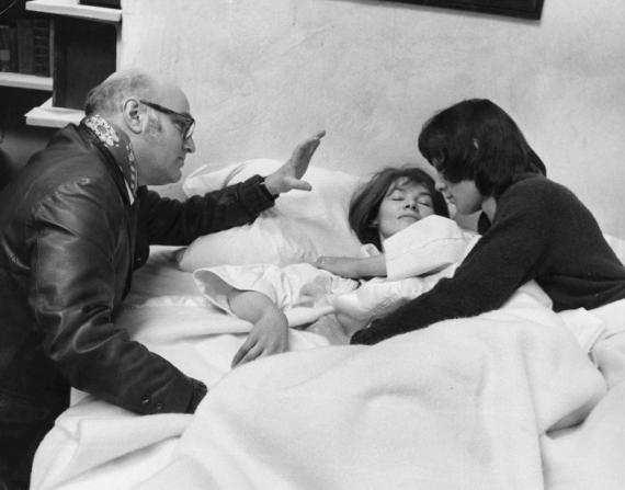 John Schlesinger, Glenda Jackson, Murray Head