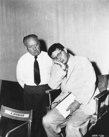 Alfred Hitchcock, Bernard Herrmann