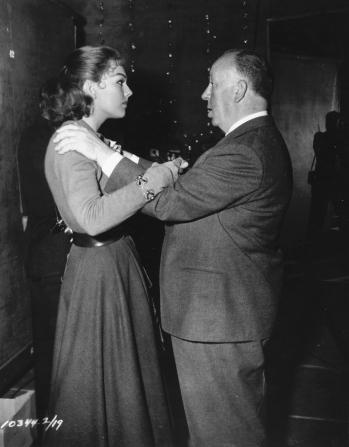 Kim Novak, Alfred Hitchcock
