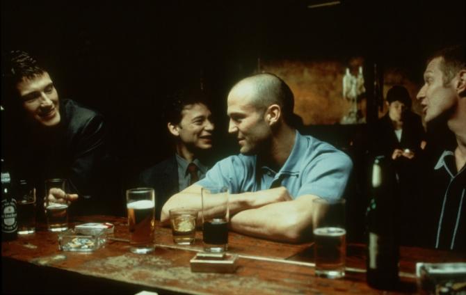 Nick Moran, Dexter Fletcher, Jason Statham, Jason Flemyng