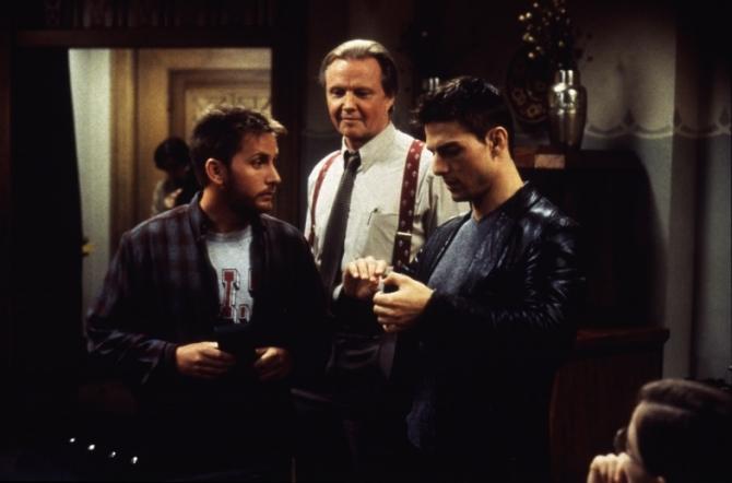 Emilio Estevez, Jon Voight, Tom Cruise