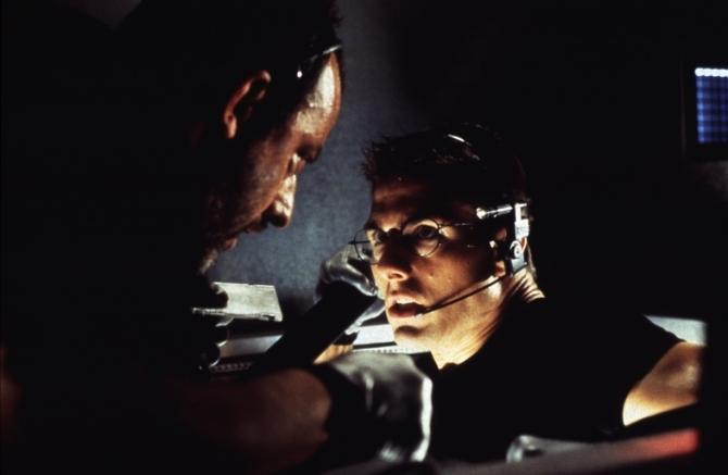 Tom Cruise, Jean Reno