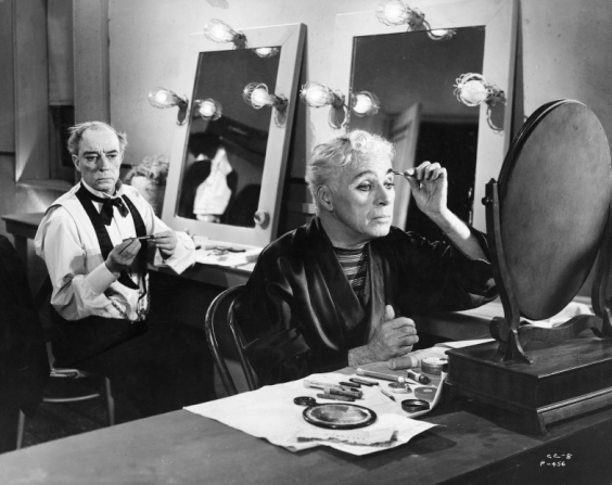 Buster Keaton, Charles Chaplin