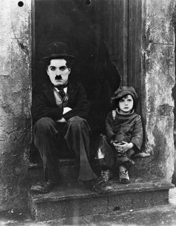 Charles Chaplin, Jackie Coogan