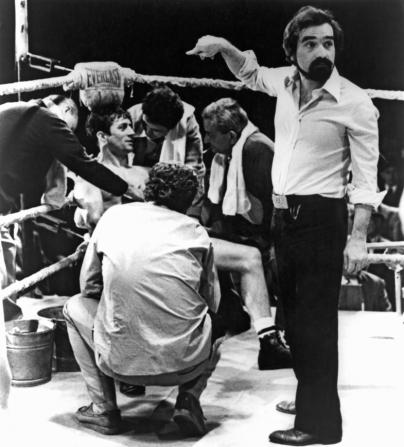 Robert De Niro, Martin Scorsese