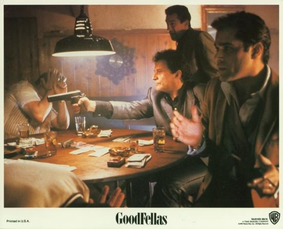 Joe Pesci, Ray Liotta, Robert De Niro