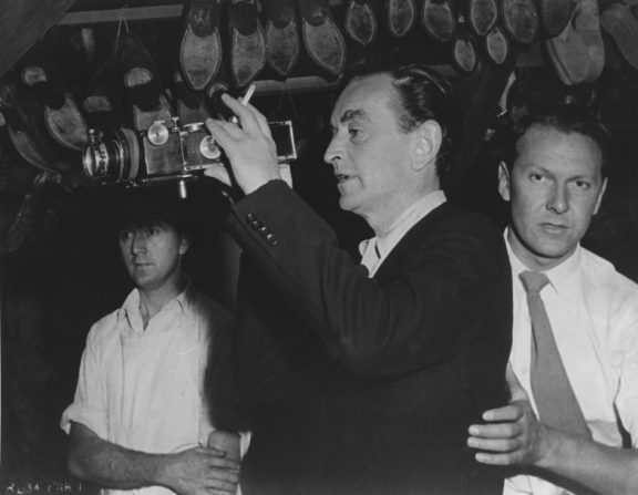 David Lean, Peter Newbrook