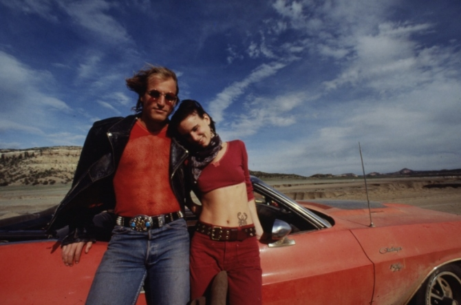 Woody Harrelson, Juliette Lewis