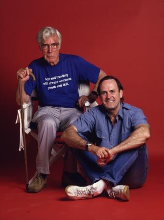 Charles Crichton, John Cleese