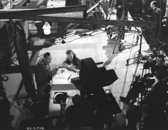 Noël Coward, Leslie Howard, David Lean