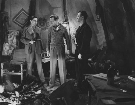 John Chandos, Leslie Howard, Eric Portman