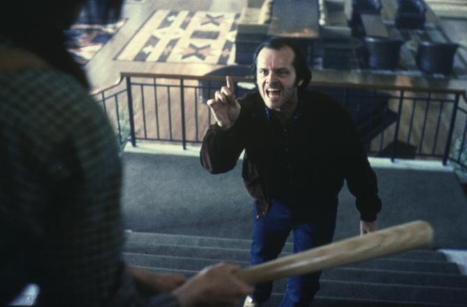 Shelley Duvall, Jack Nicholson