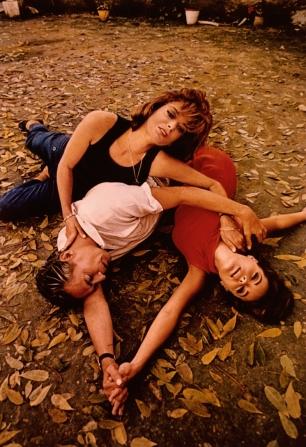 Peter Finch, Melina Mercouri, Romy Schneider