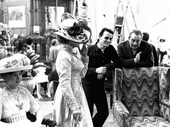 Piero Tosi, Luchino Visconti