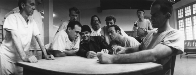 Danny DeVito, Jack Nicholson, Christopher Lloyd
