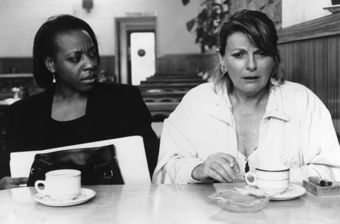 Marianne Jean-Baptiste, Brenda Blethyn