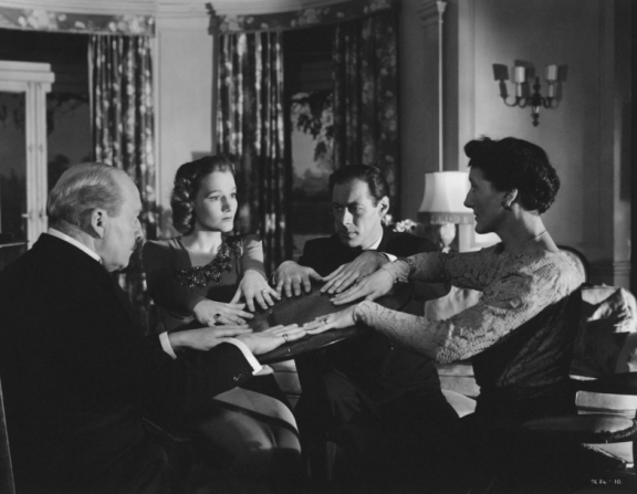 Hugh Wakefield, Constance Cummings, Rex Harrison, Joyce Carey