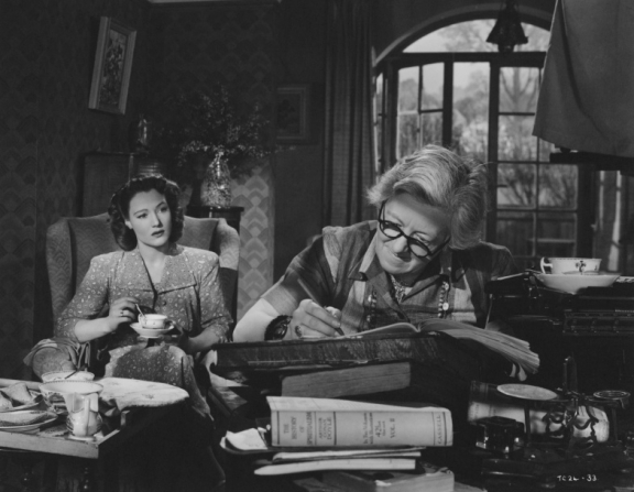 Margaret Rutherford, Constance Cummings