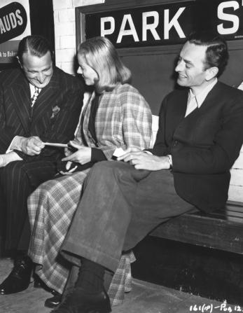 J. Arthur Rank, Ann Todd, David Lean