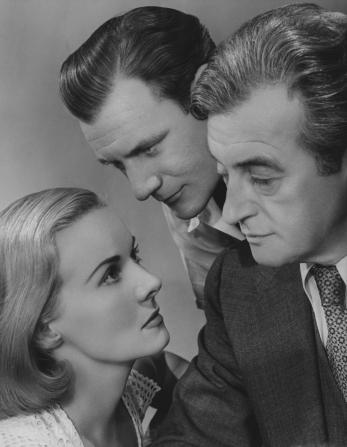 Ann Todd, Trevor Howard, Claude Rains