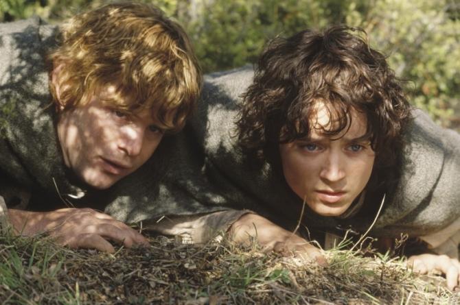 Sean Astin, Elijah Wood
