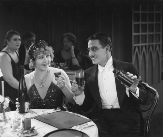 Betty Balfour, Sydney Chaplin