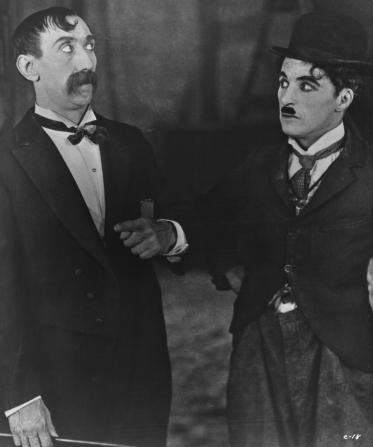 Allan Garcia, Charles Chaplin