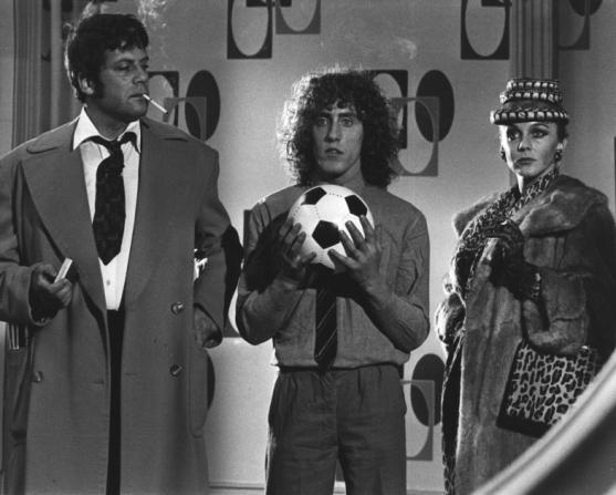Oliver Reed, Roger Daltrey, Ann-margret