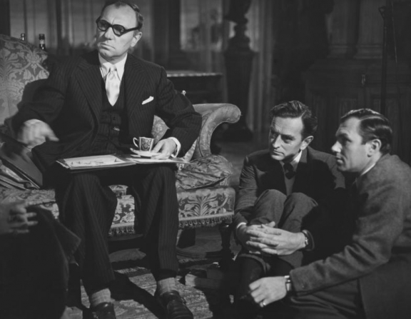 Ralph Richardson, David Lean, Jack Hildyard