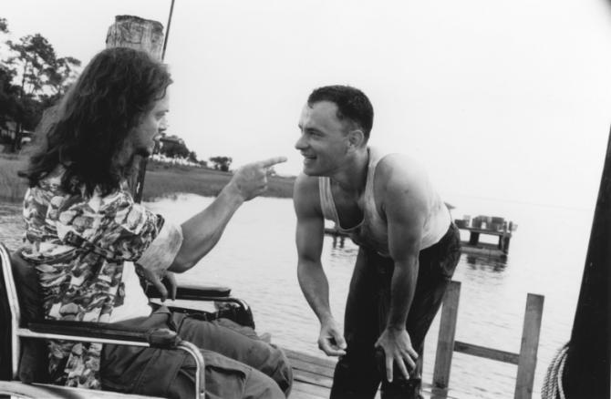 Tom Hanks, Gary Sinise