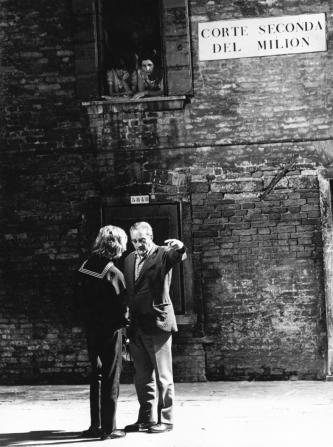 Björn Andresen, Luchino Visconti