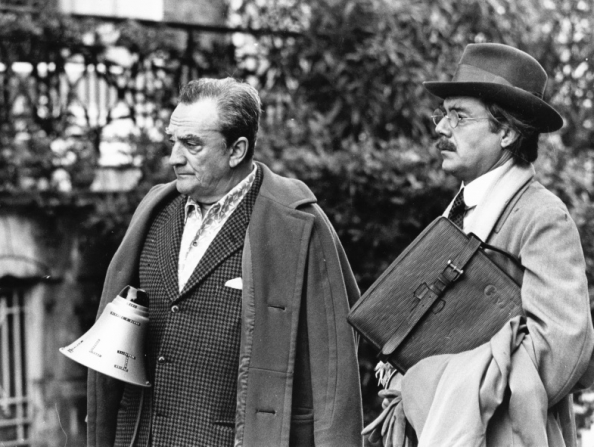 Luchino Visconti, Dirk Bogarde