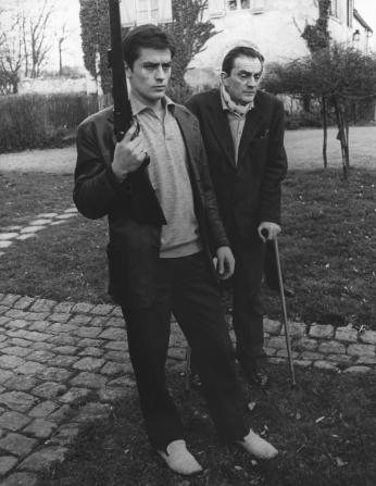 Luchino Visconti, Alain Delon