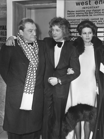 Luchino Visconti, Björn Andresen, Silvana Mangano