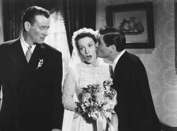 John Wayne, Maureen O'Hara