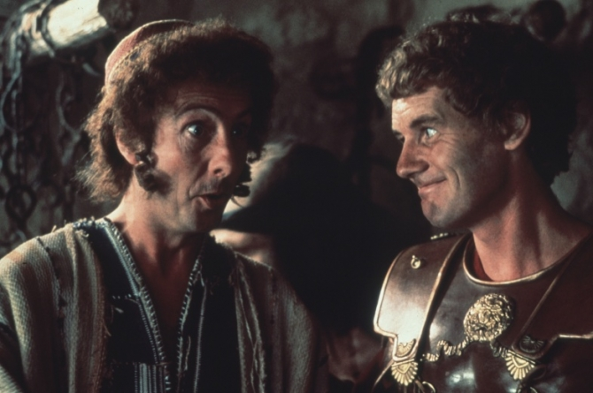 Eric Idle, Michael Palin