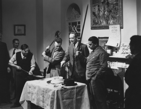 Leslie Howard, Anthony Asquith, Gabriel Pascal