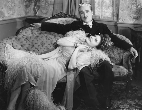 Charles Chaplin, Martha Raye