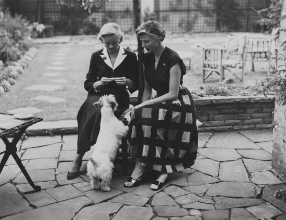 Ingrid Bergman, Ann Todd
