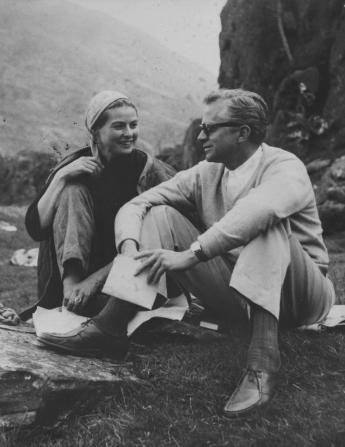 Ingrid Bergman, Lars Schmidt