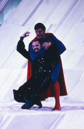 Christopher Reeve, Terence Stamp