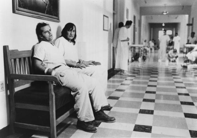 Jack Nicholson, Will Sampson