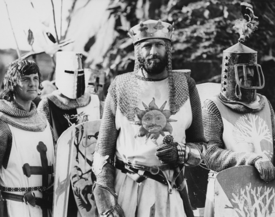 Michael Palin, Terry Jones, Graham Chapman