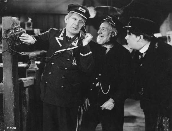 Will Hay, Moore Marriott, Graham Moffatt