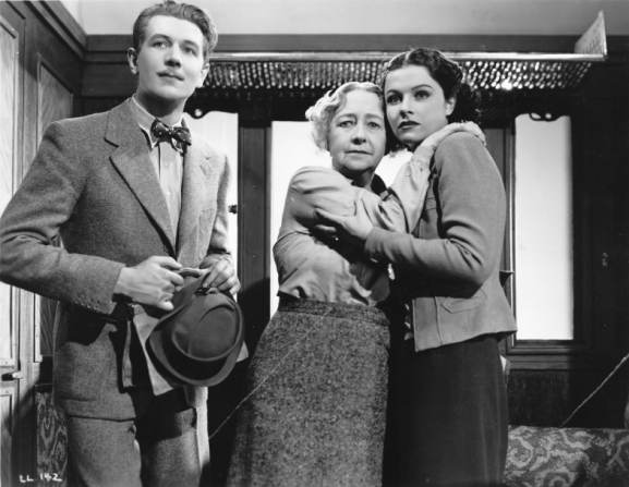 Michael Redgrave, Dame May Whitty, Margaret Lockwood