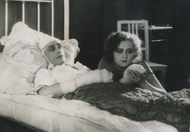 Conrad Veidt, Alexandra Sorina